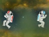 Флеш игра Газовая атака в космосе