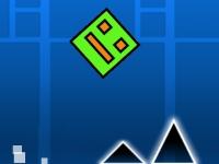 Флеш игра Геометрический прыжок