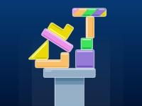 Флеш игра Геометрия башни