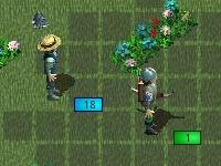 Флеш игра Герои войны