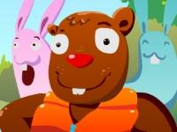 Флеш игра Героические бобры и отчаянные кролики