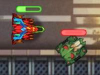 Флеш игра Герой в доспехах против Темного Легиона