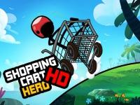 Флеш игра Герой в продуктовой корзине HD