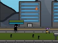 Флеш игра Гигант-разрушитель