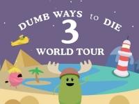 Флеш игра Глупые способы умереть 3