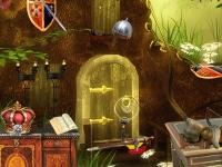 Флеш игра Гномий лес