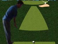 Флеш игра Гольф 3D