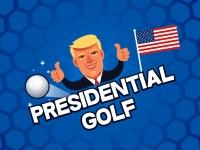 Флеш игра Гольф с Трампом