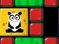 Флеш игра Голодная панда