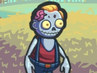 Флеш игра Голова зомби