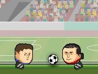 Флеш игра Головы играют в футбол