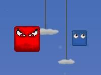 Флеш игра Голубая коробочка