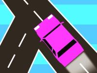 Флеш игра Гони сквозь трафик