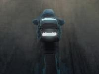 Флеш игра Гонка будущего на байке 3D