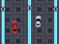 Флеш игра Гонка на игрушечном автомобиле