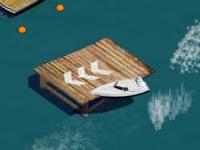 Флеш игра Гонка на побережье