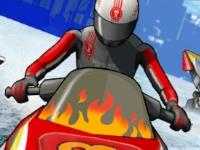 Флеш игра Гонка на водных мотоциклах
