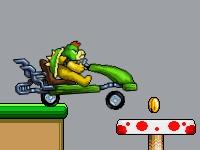 Флеш игра Гонка с черепахой Купой
