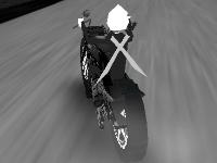 Флеш игра Гонка со Стикменом в 3D
