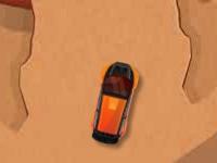 Флеш игра Гонка в Гранд-Каньон