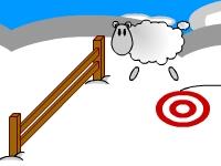 Флеш игра Гонки с овцами