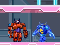 Флеш игра Город героев: Спасение заложников
