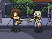 Флеш игра Город зомби 2