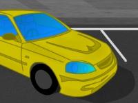 Флеш игра Городская парковка в сложных условиях