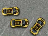 Флеш игра Городское такси