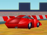 Флеш игра Горячие шины 3D