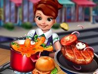 Флеш игра Готовь быстро: Хотдог и бургер