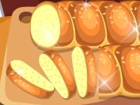 Флеш игра Готовим хлеб с яйцом