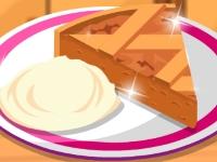 Флеш игра Готовим пирог с патокой