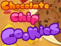 Флеш игра Готовим шоколадное печенье 2