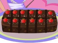 Флеш игра Готовим тройные шоколадные пирожные