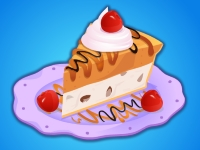 Флеш игра Готовим тыквенный пирог