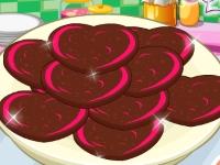 Флеш игра Готовим вкусное печенье