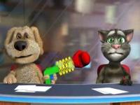 Флеш игра Говорящий кот Том 3