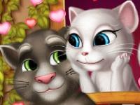 Флеш игра Говорящий кот Том 4