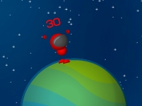 Флеш игра Гравитационные войны
