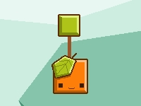 Флеш игра Гравитация Оранжевого 2