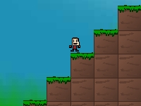 Флеш игра Грег умеет прыгать!