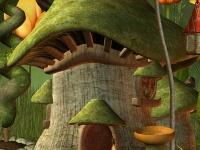 Флеш игра Грибное фэнтези: Поиск предметов