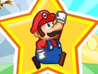 Флеш игра Грибное приключение Марио 2