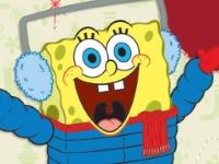 Флеш игра Губка Боб: Какой ты получишь подарок?