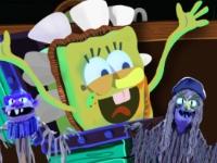 Флеш игра Губка Боб: Опасные тропы