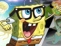 Флеш игра Губка Боб: Подводные шахматы