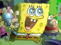 Флеш игра Губка Боб: Потерянные сокровища