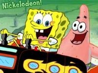 Флеш игра Губка Боб: Путешествие в Атлантиду