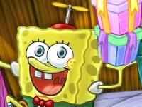 Флеш игра Губка Боб: Распродажа